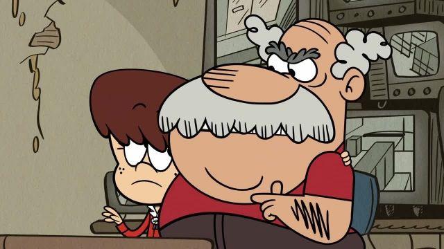 دانلود کارتون خانه پر سر و صدا فصل سوم قسمت ششم