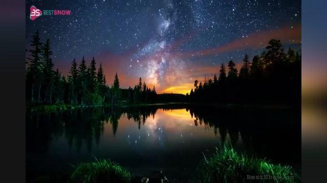 گذر زمان ماورایی و رویایی از زیبایی های زمین (با کیفیت HD)