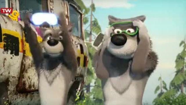 دانلود انیمیشن ماشا و آقا خرسه | تاکسی