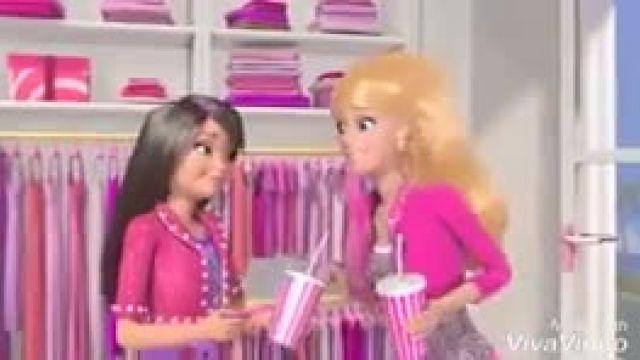 دانلود کارتون باربی (Barbie) با دوبله فارسی - لباس خریدن