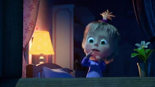 دانلود انیمیشن ماشا و آقا خرسه | قسمت 684