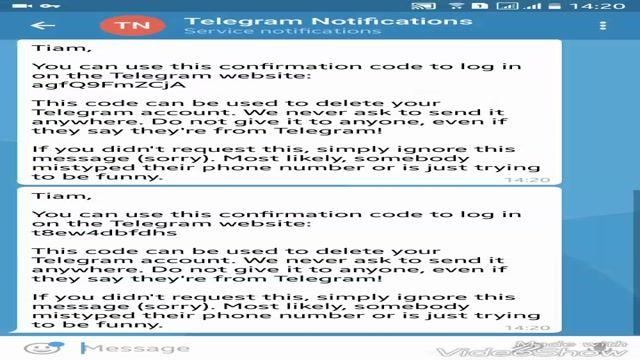 لینک دیلیت اکانت تلگرام طلایی و ایکس