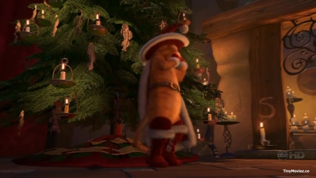 دانلود انیمیشن کوتاه کریسمس شرک با دوبله فارسی