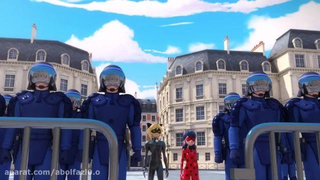 دانلود انیمیشن ماجراجویی در پاریس دوبله فارسی - فصل اول - قسمت 9