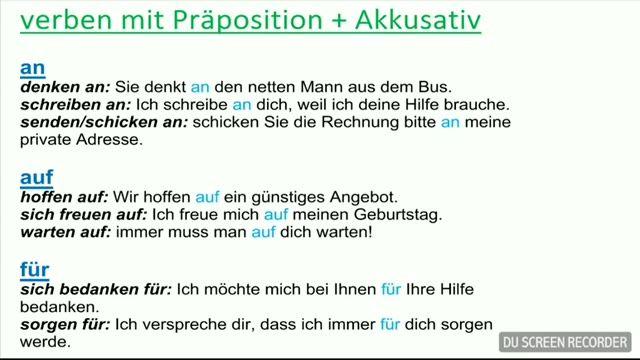 تبدیل فعل های آلمانی به فارسی-2