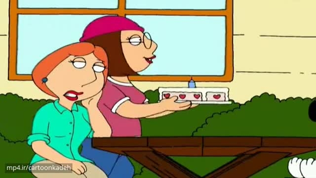 کارتون  مرد خانواده Family Guy قسمت سوم