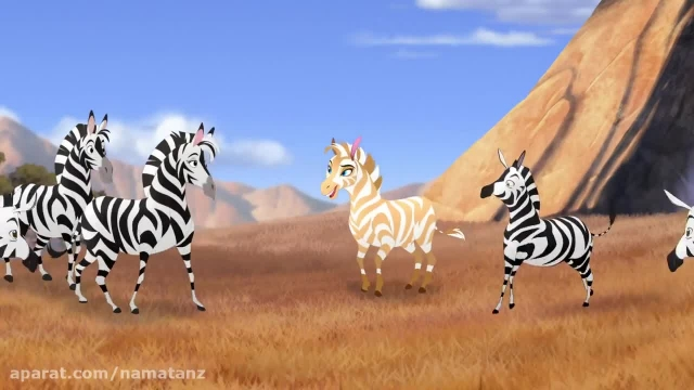 دانلود کارتون گارد شیر فصل دوم قسمت 27 (دوبله فارسی)