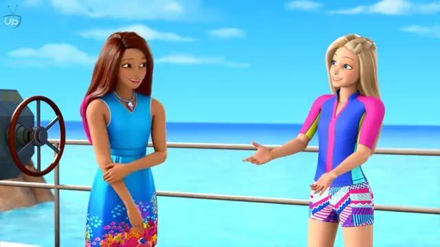 انیمیشن باربی در جادو دلفین (Barbie Dolphin Magic 2017) دوبله فارسی
