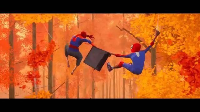 دانلود انیمیشن Spider-Man Into the Spider-Verse 2018 مرد عنکبوتی