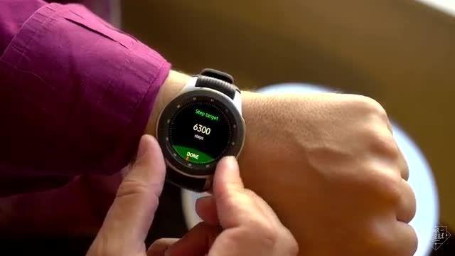 Samsung Galaxy Watch 42 mm - ساعت سامسونگ گلکسی واچ R810