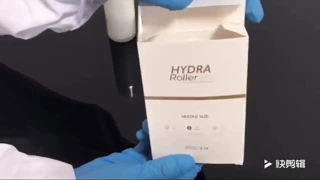 دستگاه جوانسازی پوست هیدرا رولر HYDRA Roller