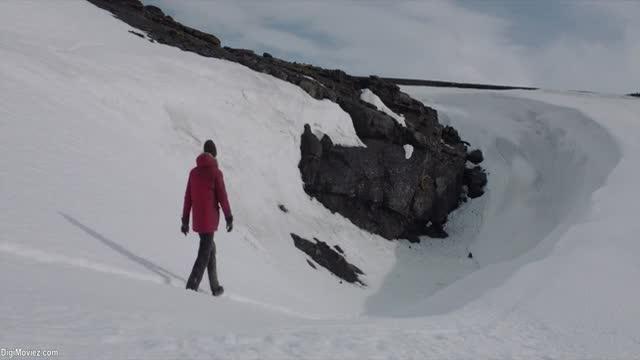 فیلم شمالگان Arctic 2018