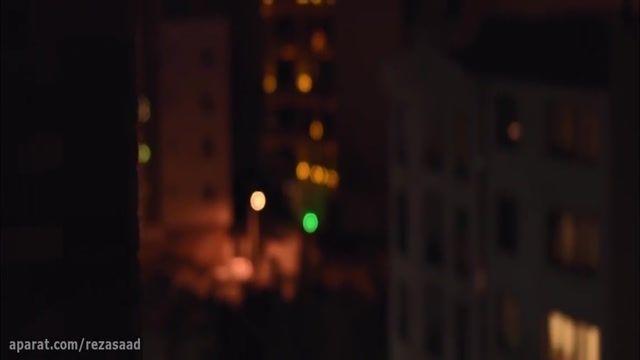 شهر من تهران - سکوت محض شب | ویدیویی کوتاه از رضاصاد در مورد زیبایی تهران در شب