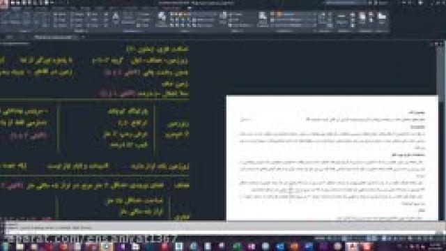 آنالیز و پاسخنامه آزمون طراحی معماری مهر98(مهندس انسانیت)