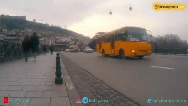 تفلیس در گرجستان، شهری زیبا با معماری قرون سطی - بوکینگ پرشیا bookingpersia