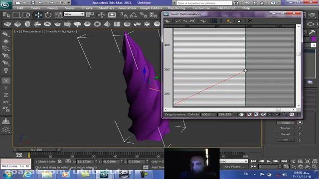 آموزش تری دی مکس (3D Max) - قسمت 5 - روش طراحی لافت (Loft)