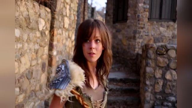 موسیقی بازی Skyrim توسط لیندزی استرلینگ (کاور )