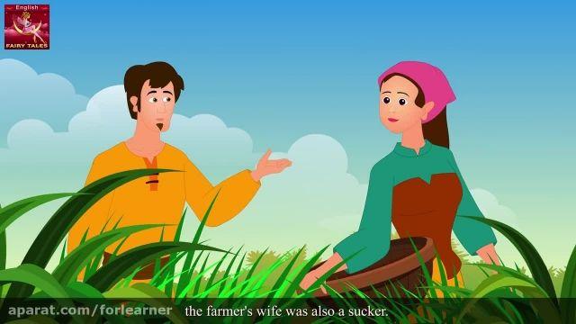 دانلود آموزش زبان انگلیسی به کودکان با کارتون -کشاورز باهوش