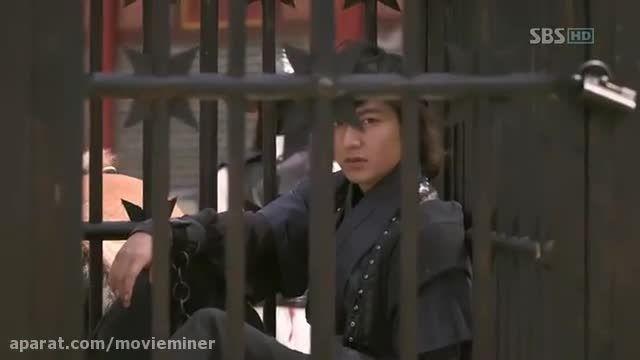 دانلود سریال کره ای ایمان (Faith) با زیرنویس چسبیده فارسی - قسمت 8
