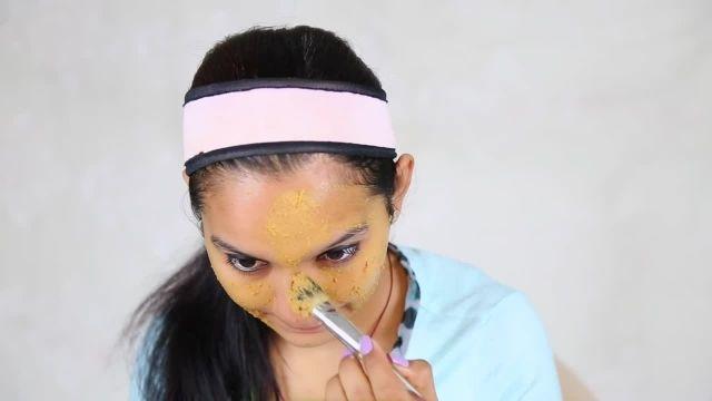 نکات آرایشی برای پوست -  تهیه ماسک ضدجوش