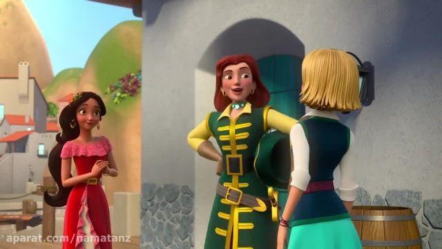 دانلود انیمیشن النا با زیرنویس چسبیده فارسی فصل اول قسمت 17