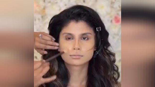آموزش آرایش دخترانه و شیک مدل 2018