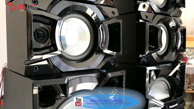 سینما خانگی پاناسونیک مدل SCmax7000