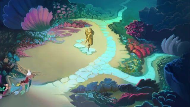 انیمیشن پری دریایی کوچولو سرآغاز آریل (The Little Mermaid Ariels Beginning 2008) دوبله فارسی