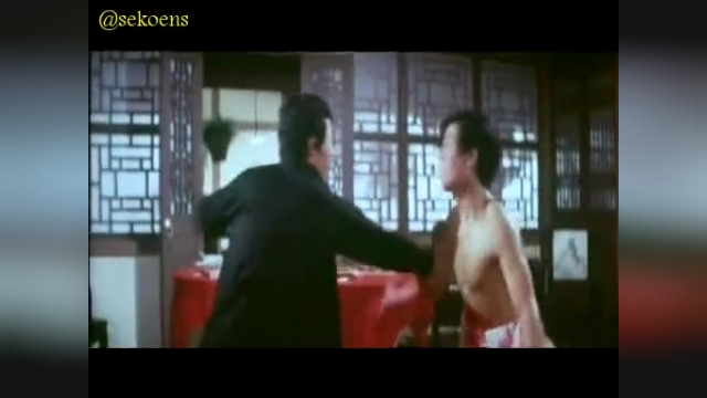 رزمیThe king boxer نام دیگر Hands of Death 1971 پنجه های مرگبار دوبله sekoens@