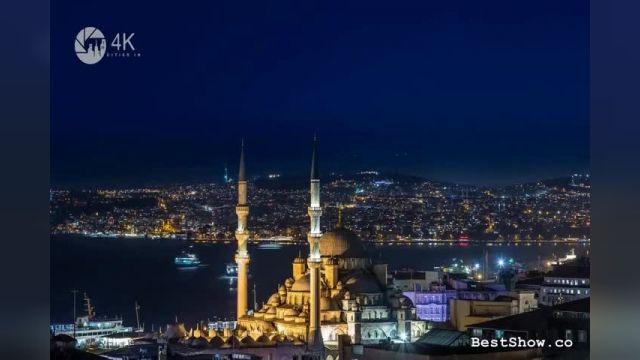 استانبول تنها شهر بزرگ جهان که در دو قاره قرار دارد !