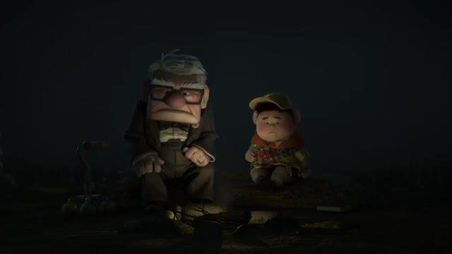 انیمیشن بالا (up 2009) دوبله فارسی