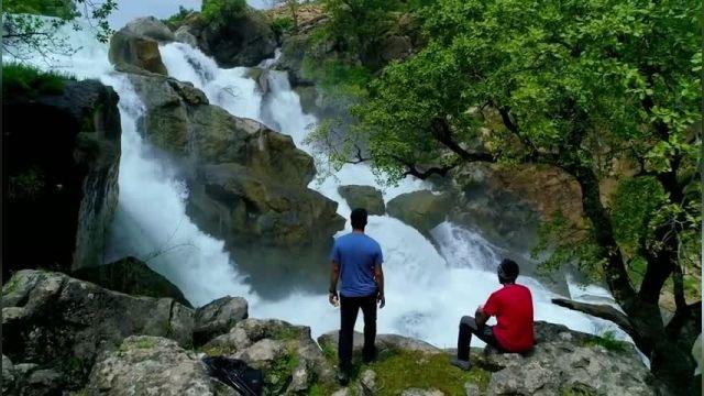 هزاران آبشار دیدنی در ایران