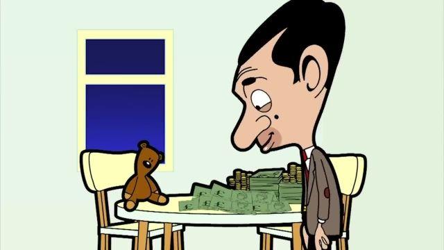 انیمیشن  مستر بین قسمت هفدهم