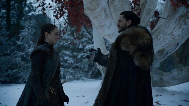 سریال Game Of Thrones فصل هشتم (8) - قسمت یک (1) + زیرنویس فارسی چسبیده