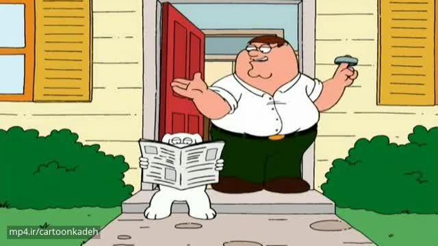 انیمیشن مرد خانواده Family Guy قسمت 4