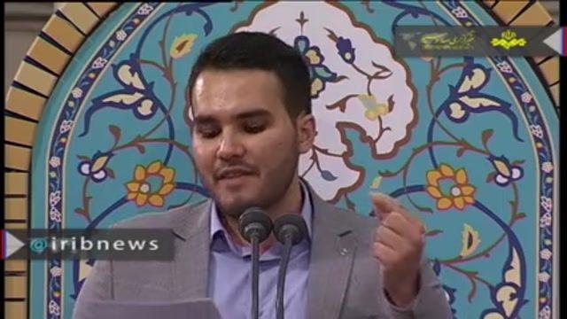 گزارش دیدار دانشجویان با رهبر انقلاب در دوم خرداد 98