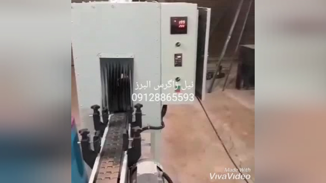 دستگاه لیبل شیرینگ _ دستگاه لیبل شیرینگ تونلی