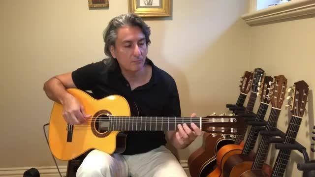 دانلود کامل آموزش گیتار بابک امینی جلسه پنجاهم
