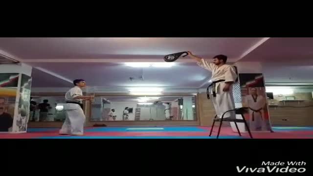 جیسن کاراته ایران یونیون