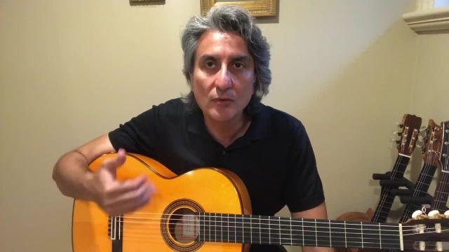 دانلود کامل آموزش گیتار بابک امینی جلسه سی و یکم