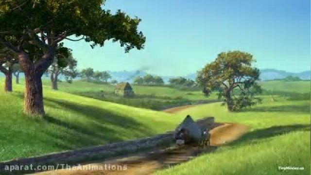 دانلود انیمیشن  شرک 2 (  Shrek 2- 2004 ) دوبله فارسی