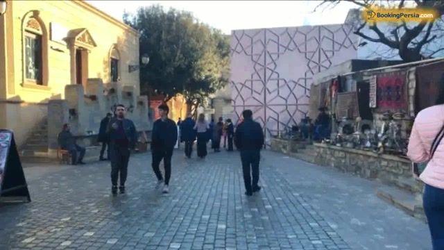 میکس آهنگ شاد آذری مشدی عباد ترانه رحیم شهریاری ودیدنیهای باکو آذربایجان