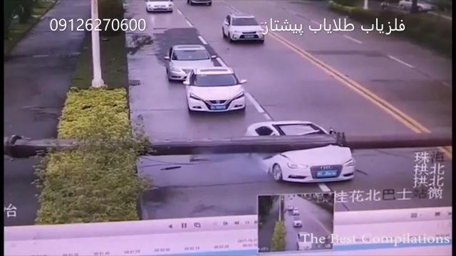 حوادث خفن از رالی های ماشین سواری