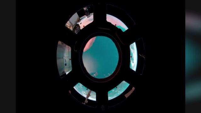 کلیپ بی کلام Marooned (ترک شده) از گروه موسیقی پراگرسیو راک پینک فلوید