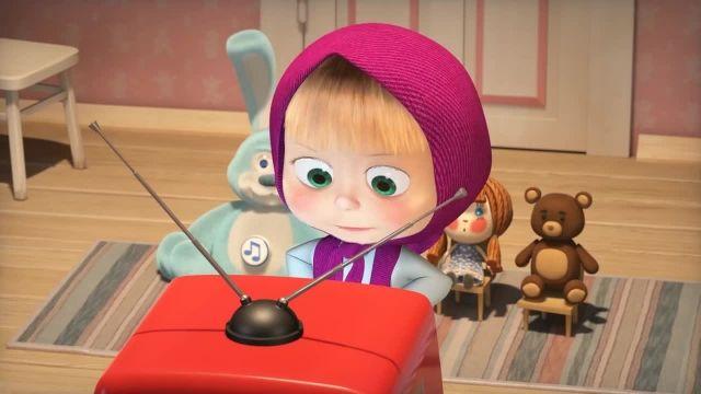 دانلود انیمیشن ماشا و میشا - قسمت 531