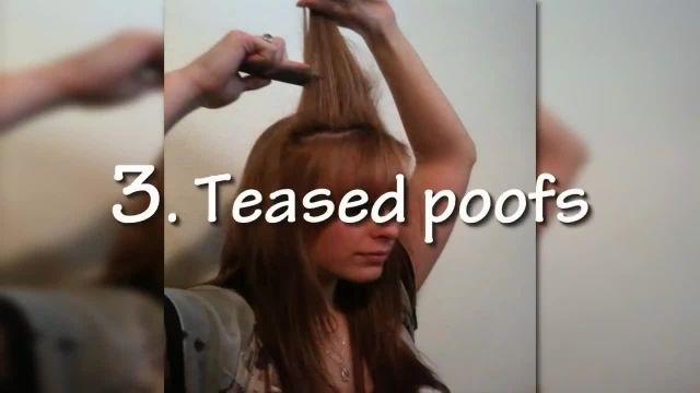 آموزش مدل موی ساده - مناسب مهمانی ها